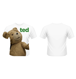 Ted - Ted Dye Sub Print (T-SHIRT Unisex )