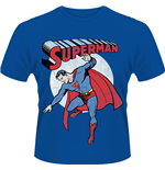 Superman - Vintage IMAGE-DC Originals (T-SHIRT Unisex )