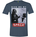 Star Wars - Give Me My Space Blue Melange (T-SHIRT Unisex )