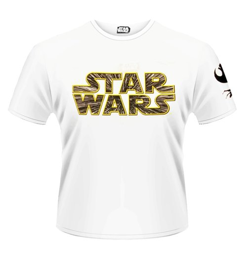 T-shirt Star Wars - The Force Awakens - Hyperspace Logo