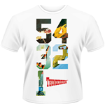 Thunderbirds - 54321 (T-SHIRT Unisex )