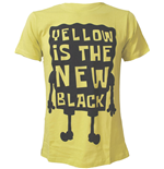 Spongebob - Yellow Is The New Black (T-SHIRT Unisex )