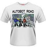 Transformers - Autobot Road (T-SHIRT Unisex )