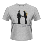 Pink Floyd - Wish You Were Here (T-SHIRT Unisex )