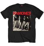 T-shirt Ramones - Rocket To Russia