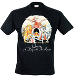 Queen - A Day At The Races (T-SHIRT Unisex )