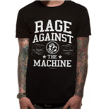 Rage Against The Machine - Crown College (T-SHIRT Unisex )