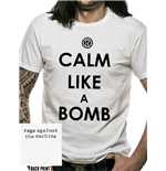Rage Against The Machine - Calm Like A Bomb (T-SHIRT Unisex )
