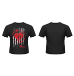 Rise Against - Stained Flag (T-SHIRT Unisex )