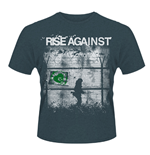 Rise Against - Borders 2 (T-SHIRT Unisex )