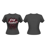 Rise Against - Vandal (T-SHIRT Donna )