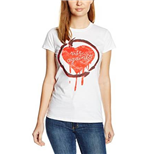 Rise Against - Rough Heart (T-SHIRT Donna )