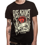 Rise Against - Standard Rise (T-SHIRT Unisex )