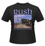 Rush - A Farewell To Kings (T-SHIRT Unisex )