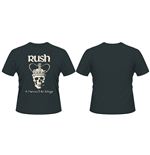 Rush - A Farewell To Kings (STENCIL) (T-SHIRT Unisex )