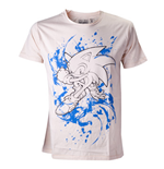 Sega - Beige Paintball (T-SHIRT Unisex )