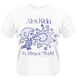 Sega - Alex Kidd In Miracle World (T-SHIRT Unisex )