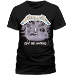 Metallica - Ride The Lightning (T-SHIRT Unisex )