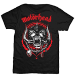 Motorhead - Lightning Wreath (T-SHIRT Unisex )