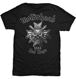 Motorhead - Bad Magic Black (T-SHIRT Unisex )