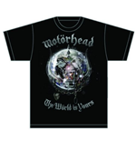 Motorhead - The World Is Your Album (T-SHIRT Unisex )