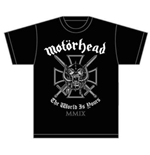 Motorhead - Iron Cross (T-SHIRT Unisex )