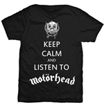 Motorhead - Keep Calm (T-SHIRT Unisex )