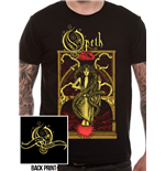 Opeth - Moon Above (T-SHIRT Unisex )