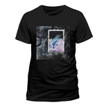 Led Zeppelin - Iv Album Black (T-SHIRT Unisex )