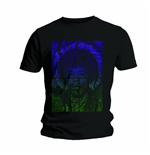 Jimi Hendrix - Swirly Text (T-SHIRT Unisex )
