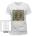 Led Zeppelin - Physical Graffiti (T-SHIRT Unisex )