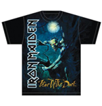 Iron Maiden - Fear Of The Dark Tree Sprite (T-SHIRT Unisex )