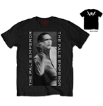 Marilyn Manson - The Pale Emperor Black (T-SHIRT Unisex )