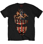 Marilyn Manson - Crown (T-SHIRT Unisex )