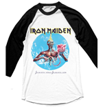 Iron Maiden - Seventh Son (T-SHIRT Manica Lunga Unisex )