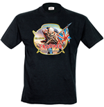 Iron Maiden - Trooper Robinsons Beer (T-SHIRT Unisex )