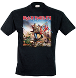 Iron Maiden - Trooper (T-SHIRT Unisex )