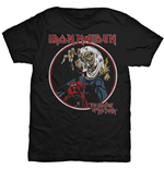 Iron Maiden - Number Of The Beast Vintage (T-SHIRT Unisex )