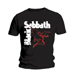 Black Sabbath - Creature Black (T-SHIRT Unisex )