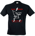Black Sabbath - Sold Our Soul (T-SHIRT Unisex )