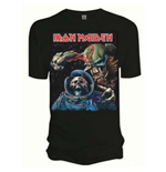 Iron Maiden - Final Frontier Album (T-SHIRT Unisex )