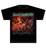 Iron Maiden - From Fear To Eternity Album (T-SHIRT Unisex )