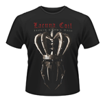 Lacuna Coil - Broken Crown Halo (T-SHIRT Unisex )