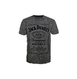 Jack DANIEL'S - Acid Washed (T-SHIRT Unisex )