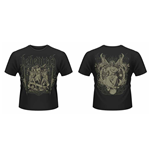 Behemoth - Slaves Shall Serve Front & Back Print (T-SHIRT Unisex )