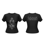 Behemoth - Inverted Cross (T-SHIRT Donna )