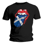 Rolling Stones (THE) - Scotland Tongue (T-SHIRT Unisex )
