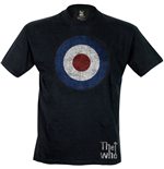 Who (THE) - Target Distressed (T-SHIRT Unisex )