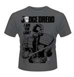 2000AD Judge Dredd - I Am The Law 3 (T-SHIRT Unisex )
