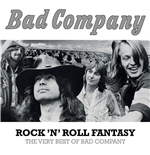 Vinile Bad Company - Rock 'n' Roll Fantasy - The Very Best Of (2 Lp)